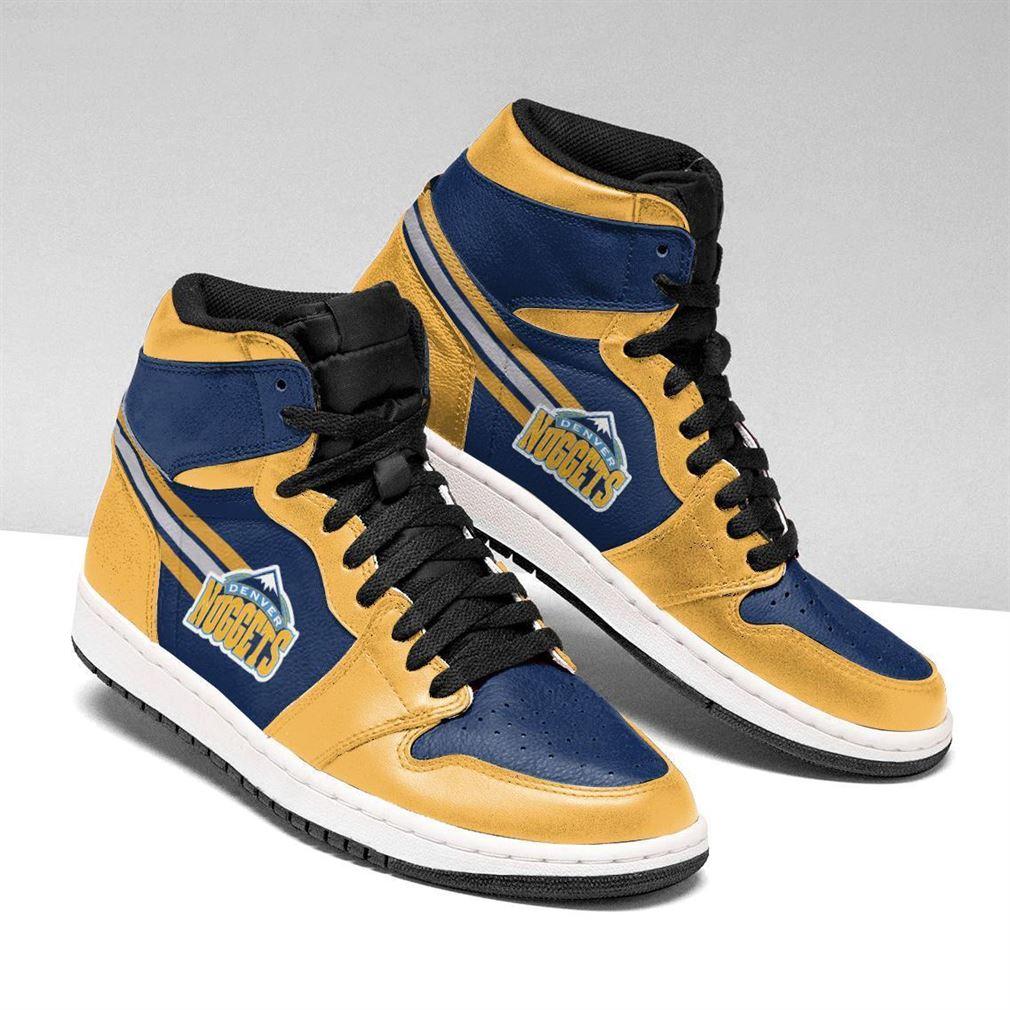 Denver Nuggets Nba Air Jordan Shoes Sport Sneaker Boots Shoes