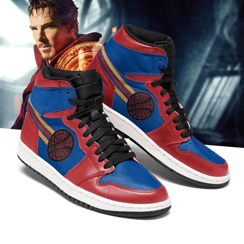 Doctor Strange Marvel Air Jordan Shoes Sport Sneaker Boots Shoes