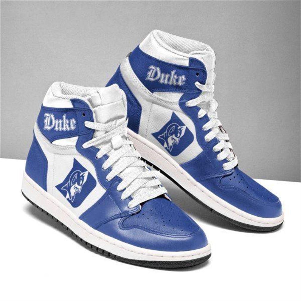 Duke Blue Devils Ncaa Air Jordan Shoes Sport Sneaker Boots Shoes