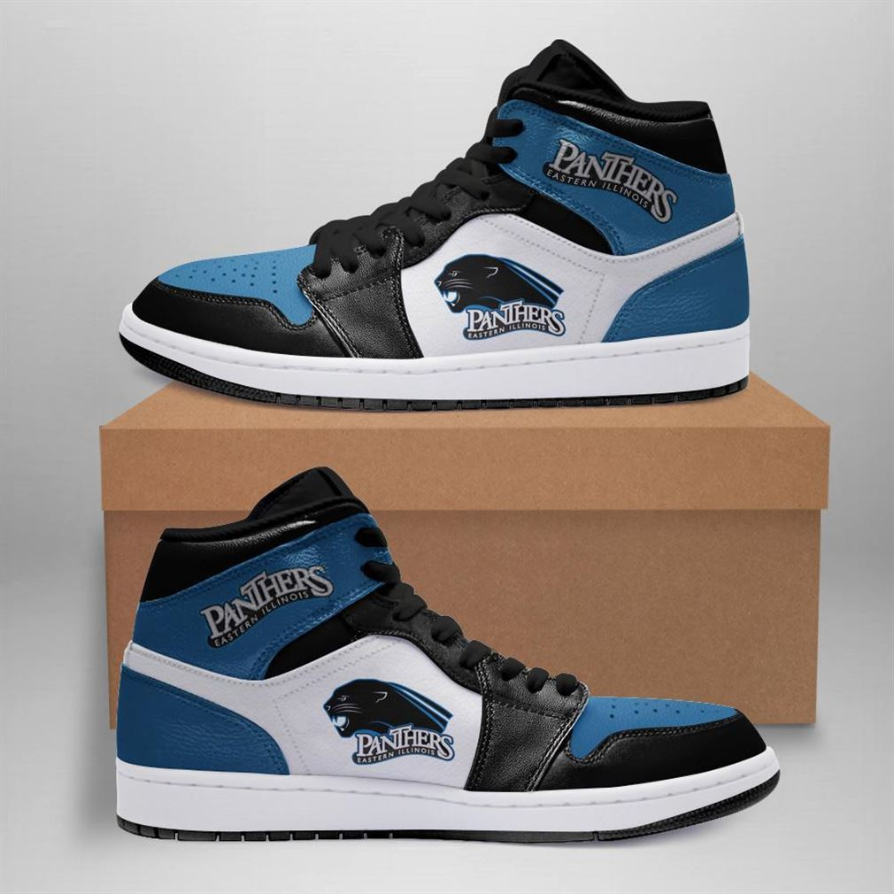 Eastern Illinois Panthers Ncaa Air Jordan Shoes Sport Sneaker Boots Shoes