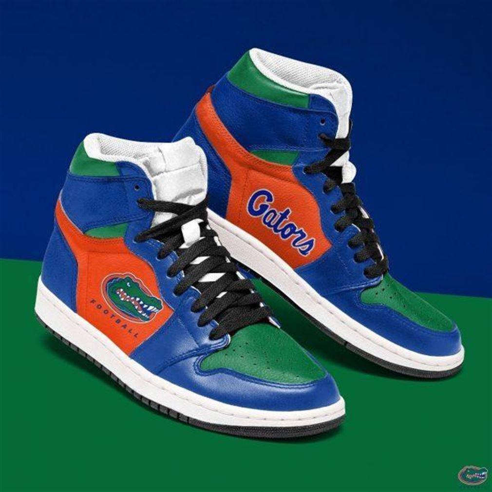 Florida Gators Ncaa Air Jordan Shoes Sport Sneaker Boots Shoes