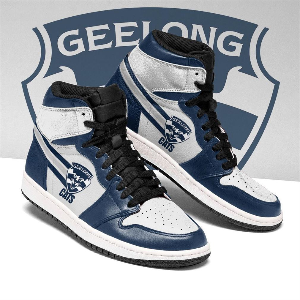 Geelong Cats Afl Air Jordan Shoes Sport Sneaker Boots Shoes