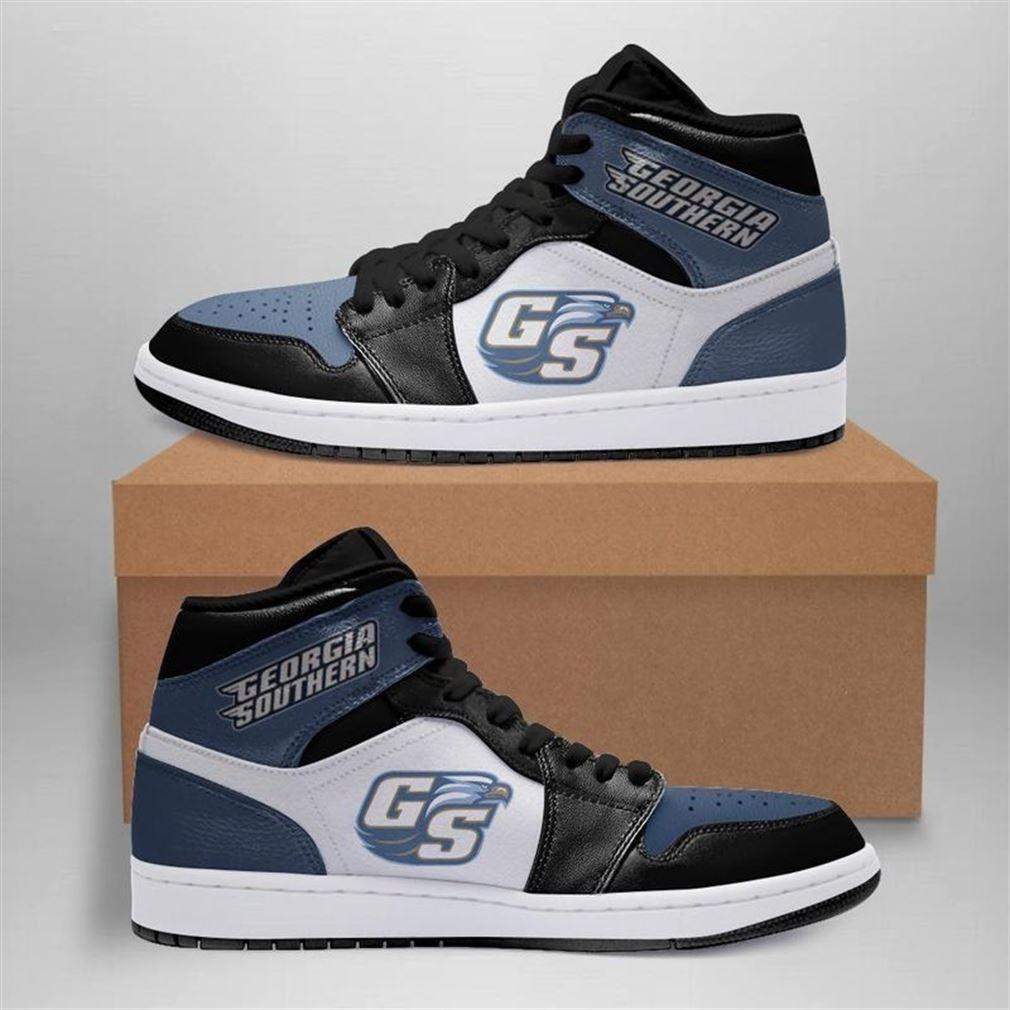 Georgia Southern Eagles Jordan Shoes Sport Custom Jordan Shoe Sneaker V3 Sneaker Boots Shoes