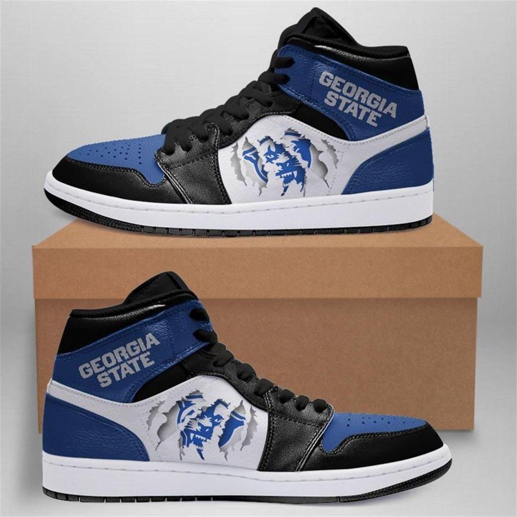 Georgia State Panthers Jordan Shoes Sport Custom Jordan Shoe Sneaker Sneaker Boots Shoes