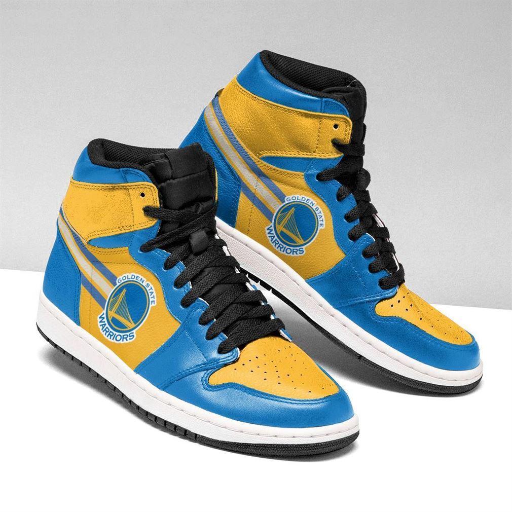 Golden State Warriors Nba Basketball Air Jordan Shoes Sport Sneaker Boots Shoes