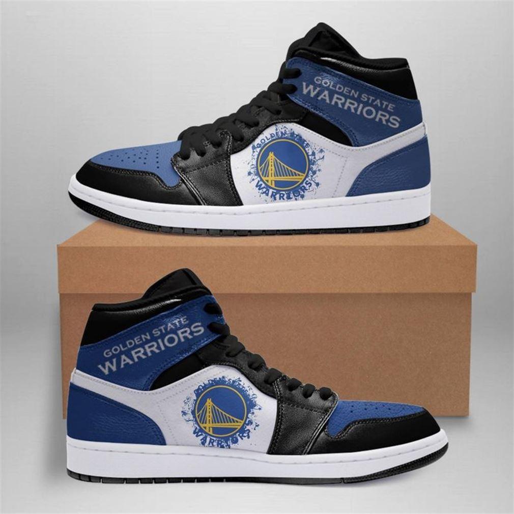 Golden State Warriors Nba Jordan Shoes Sport Custom Jordan Shoe Sneaker V2 Sneaker Boots Shoes