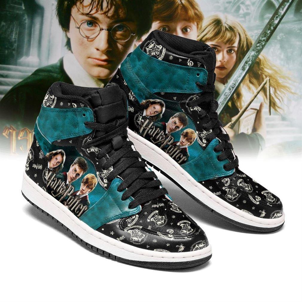 Harry Potter Air Jordan Shoes Sport Sneaker Boots Shoes