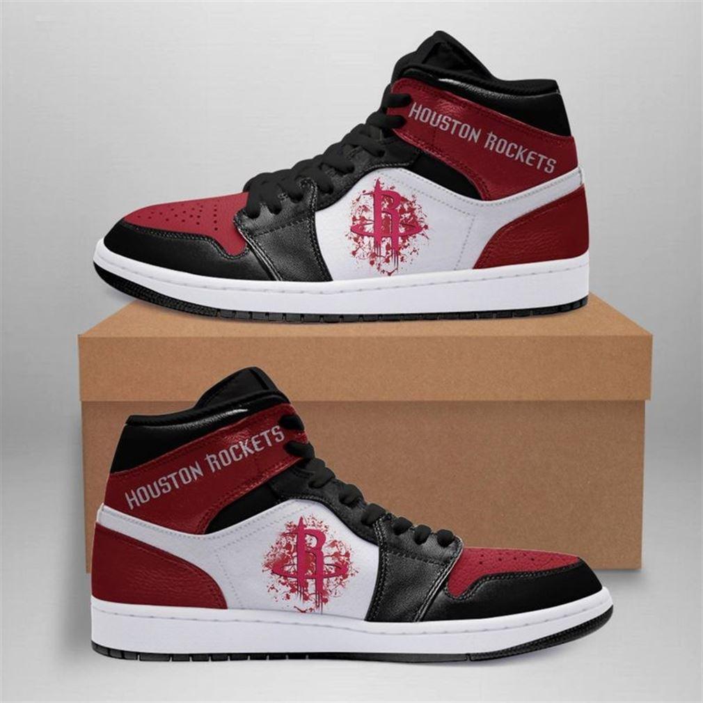 Houston Rockets Nba Jordan Shoes Sport Custom Jordan Shoe Sneaker V2 Sneaker Boots Shoes