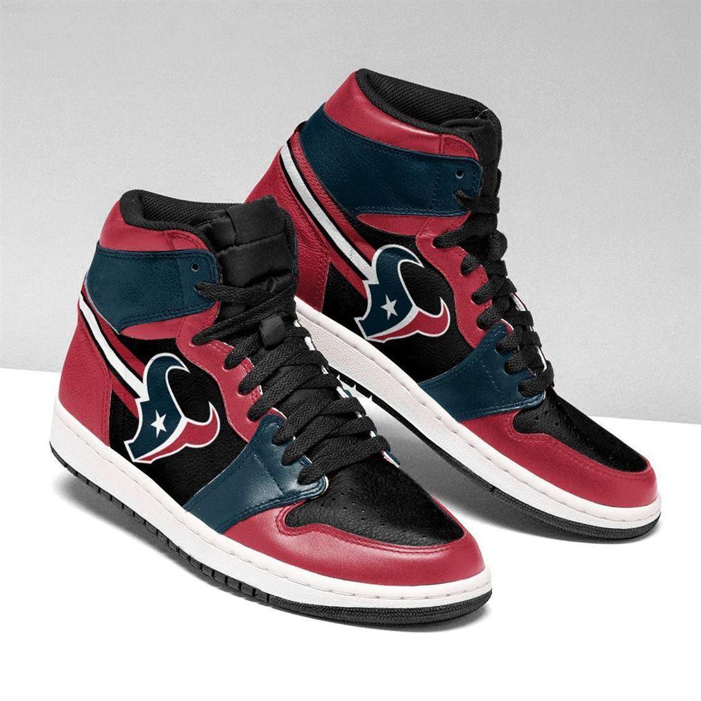 Houston Texans Nfl Air Jordan Shoes Sport V2 Sneaker Boots Shoes