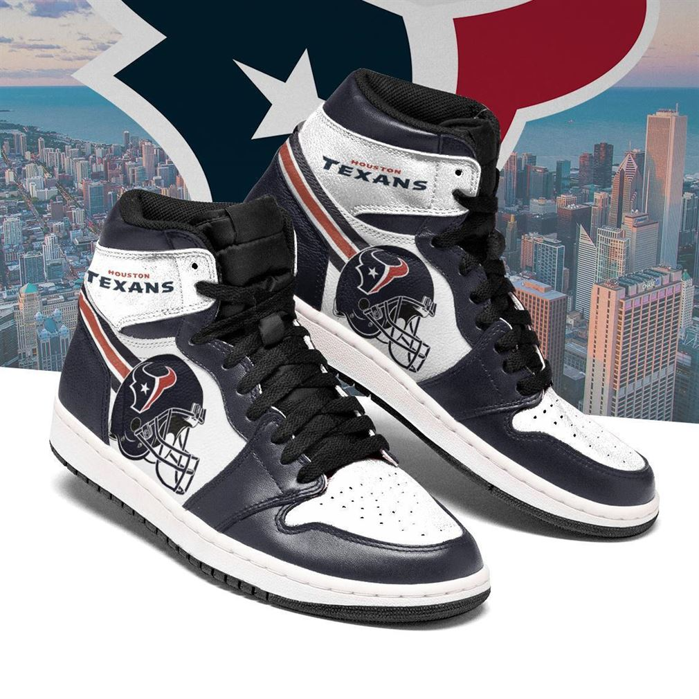 Houston Texans Nfl Football Air Jordan Shoes Sport V3 Sneaker Boots Shoes