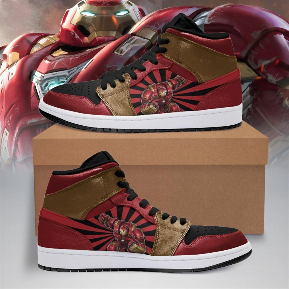 Hulkbuster Marvel Air Jordan Shoes Sport V3 Sneaker Boots Shoes