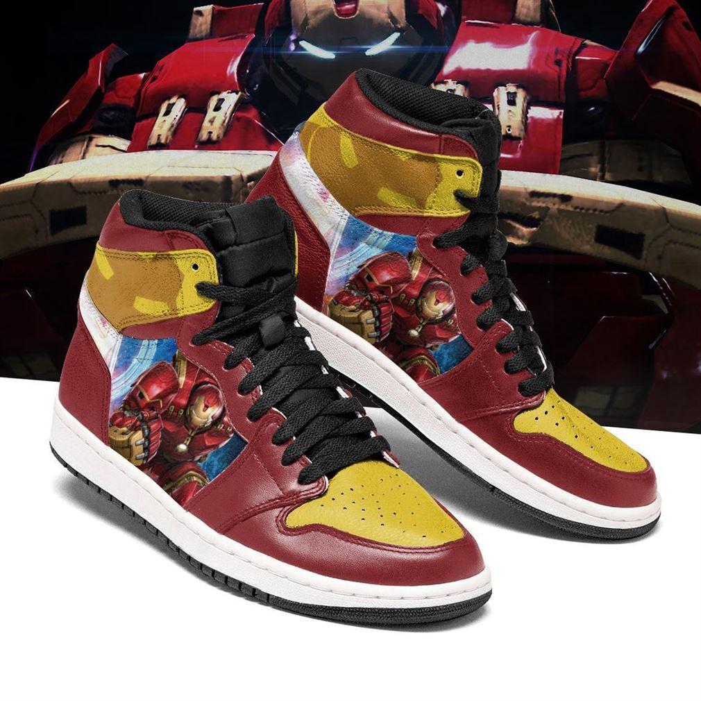 Hulkbuster Marvel Air Jordan Shoes Sport Sneaker Boots Shoes
