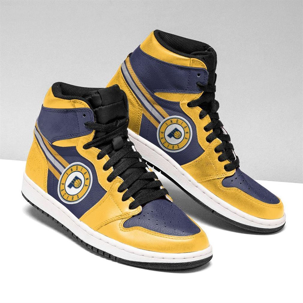 Indiana Pacers Nba Air Jordan Shoes Sport Sneaker Boots Shoes