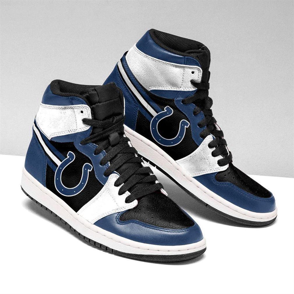 Indianapolis Colts Nfl Air Jordan Shoes Sport V3 Sneaker Boots Shoes