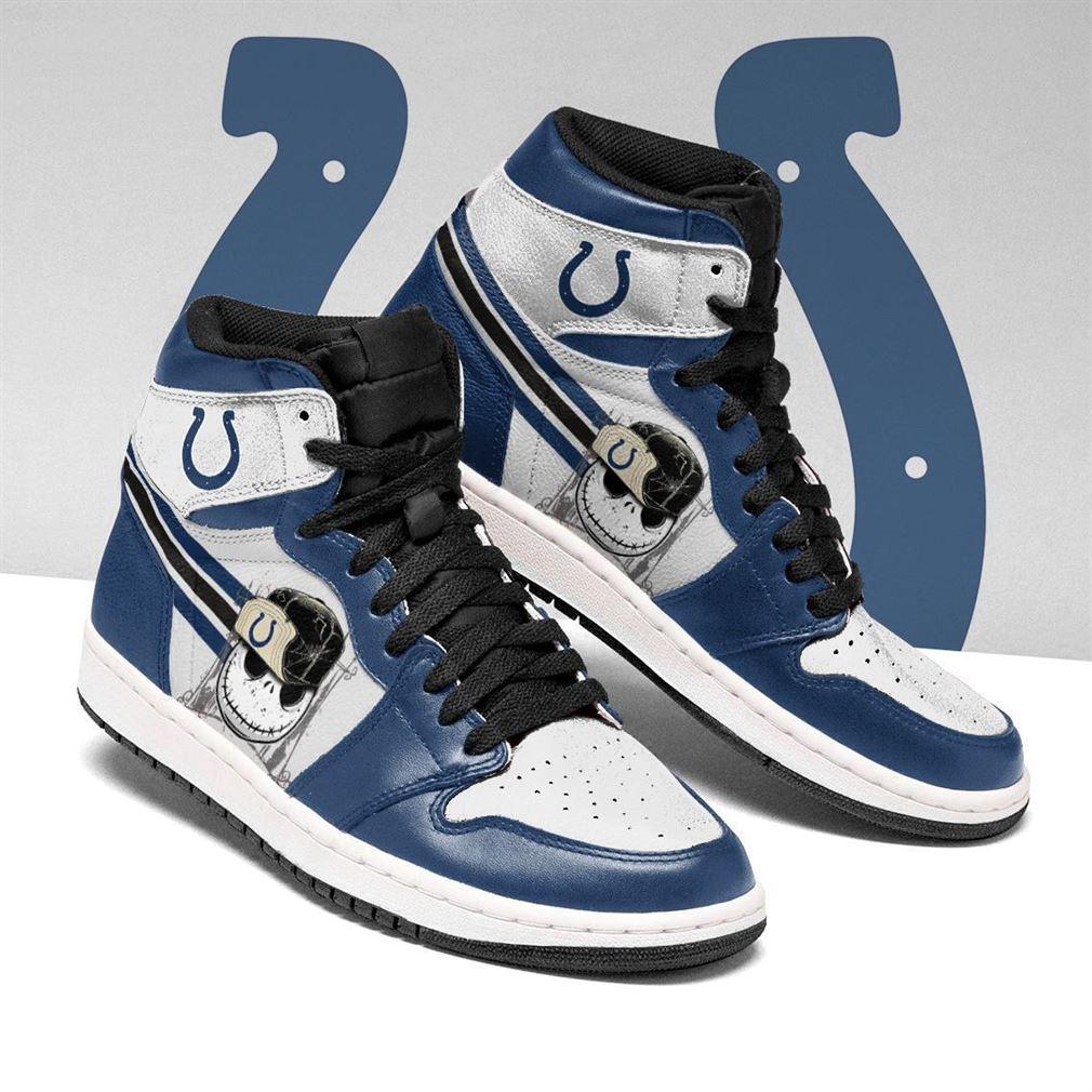 Indianapolis Colts Nfl Football Air Jordan Shoes Sport V5 Sneaker Boots Shoes