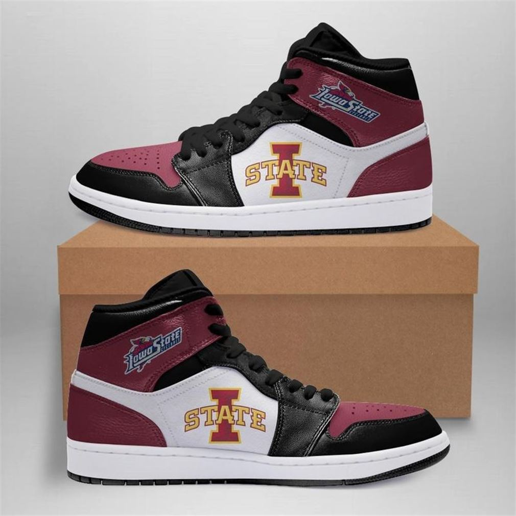 Iowa State Cyclones Jordan Shoes Sport Custom Jordan Shoe Sneaker Sneaker Boots Shoes
