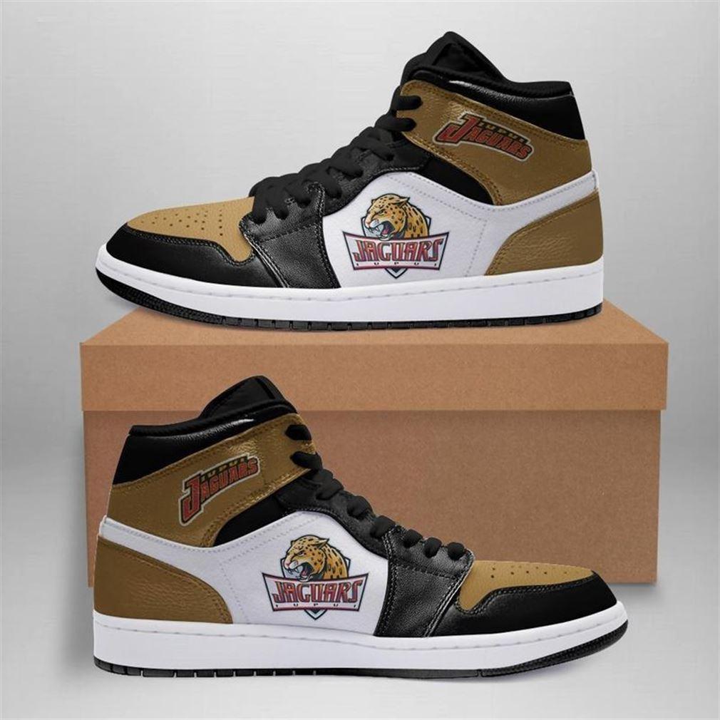 Iupui Jaguars Jordan Shoes Sport Custom Jordan Shoe Sneaker Sneaker Boots Shoes