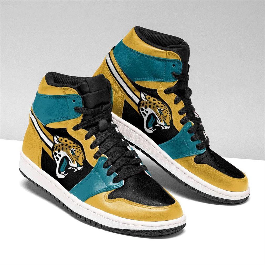 Jacksonville Jaguars Nfl Air Jordan Shoes Sport Sneaker Boots Shoes