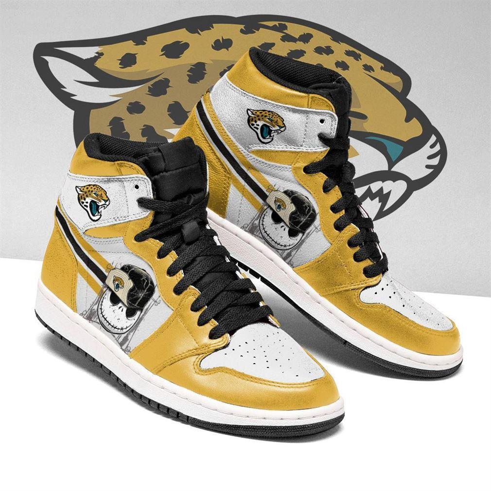 Jacksonville Jaguars Nfl Football Air Jordan Shoes Sport V2 Sneaker Boots Shoes