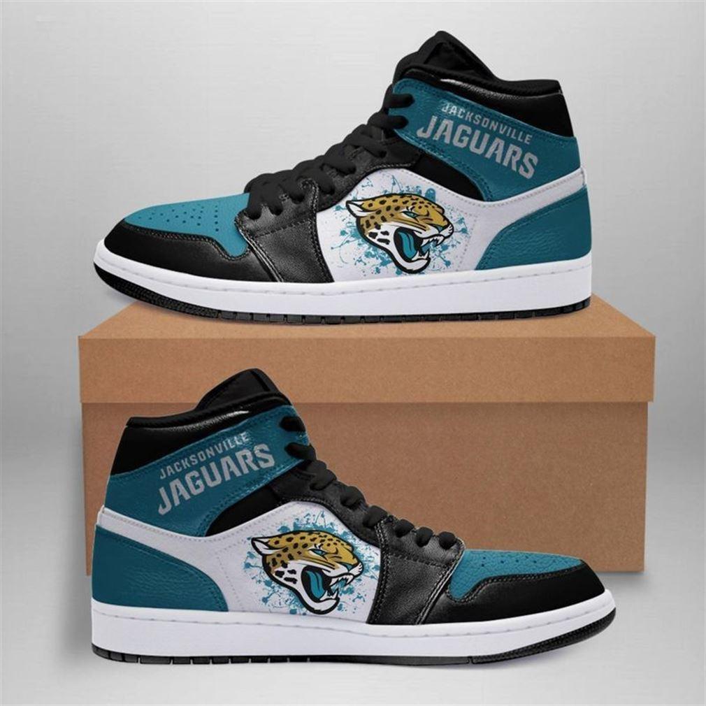 Jacksonville Jaguars Nfl Jordan Shoes Sport Custom Jordan Shoe Sneaker V5 Sneaker Boots Shoes
