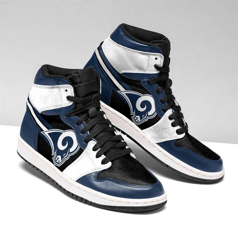 Los Angeles Rams Nfl Air Jordan Shoes Sport Sneaker Boots Shoes