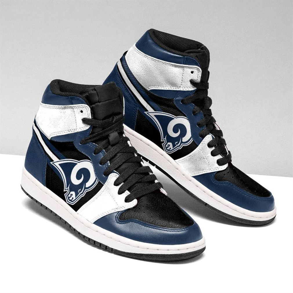 Los Angeles Rams Nfl Football Air Jordan Shoes Sport V3 Sneaker Boots Shoes