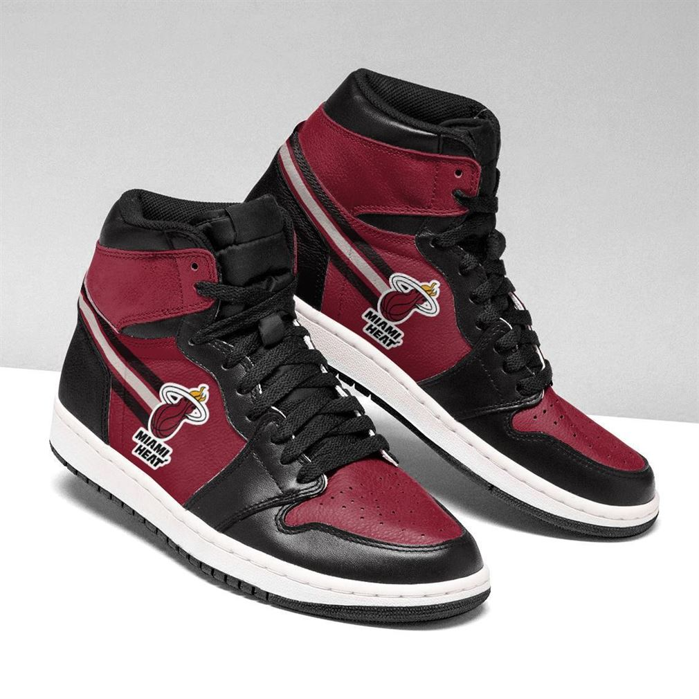 Miami Heat Nba Air Jordan Shoes Sport Sneaker Boots Shoes