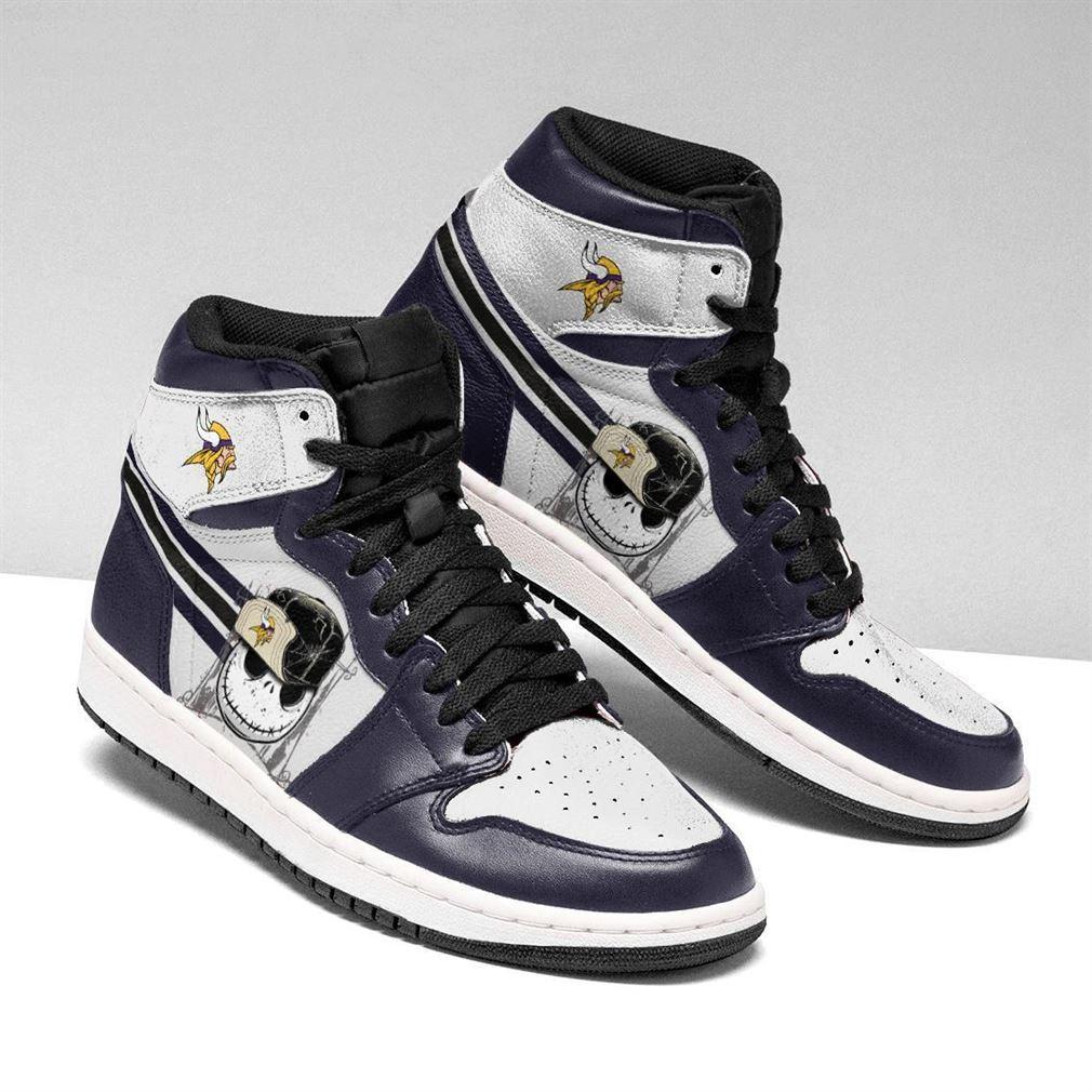 Minnesota Vikings Nfl Football Air Jordan Shoes Sport V9 Sneaker Boots Shoes