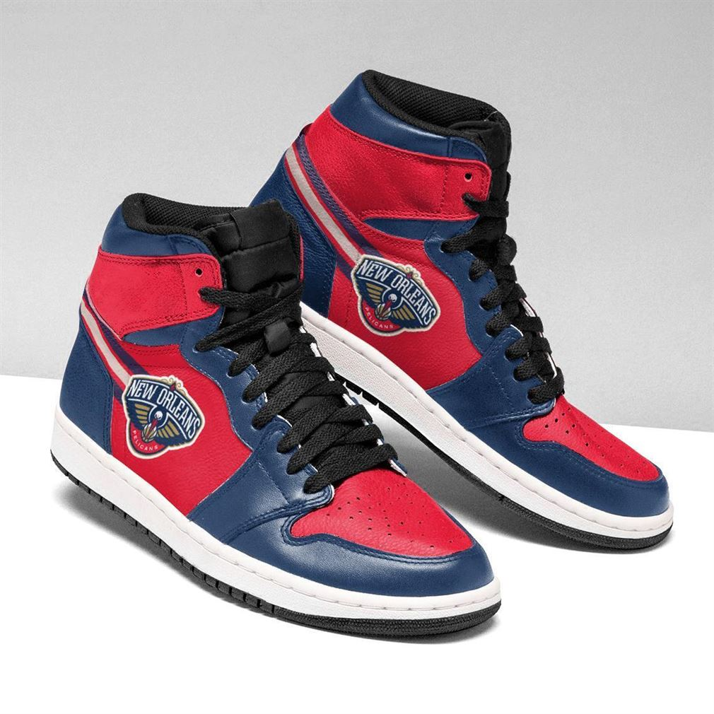 New Orleans Pelicans Nba Basketball Air Jordan Shoes Sport Sneaker Boots Shoes