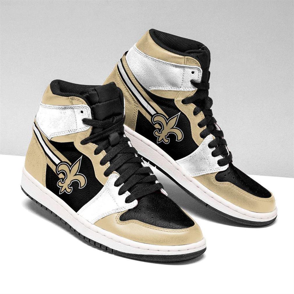 New Orleans Saints Nfl Air Jordan Shoes Sport V2 Sneaker Boots Shoes