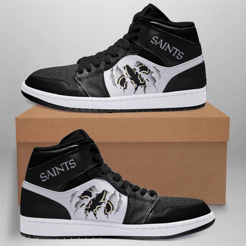 New Orleans Saints Nfl Air Jordan Shoes Sport Sneaker Boots Shoes