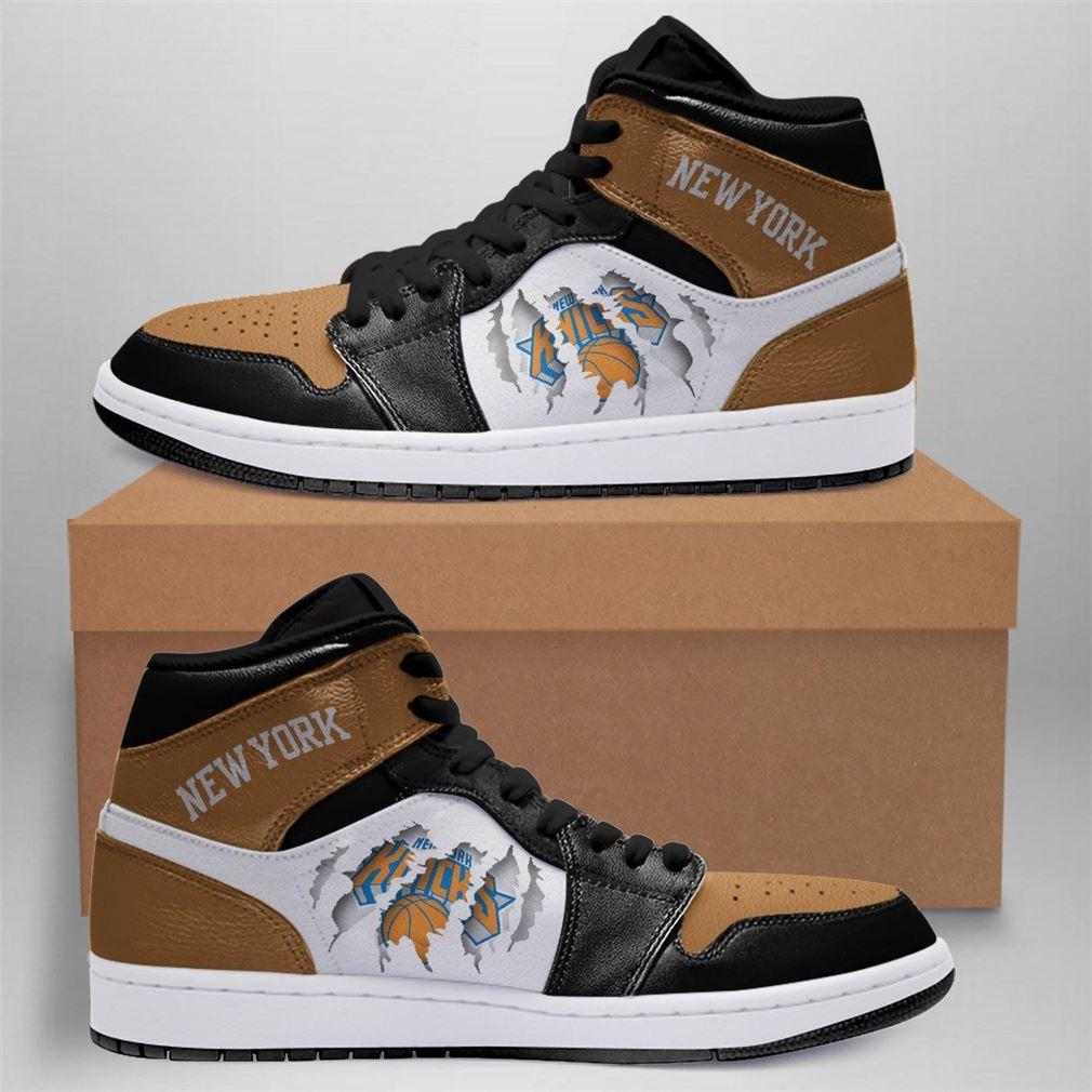 New York Knicks Nba Air Jordan Shoes Sport Sneaker Boots Shoes