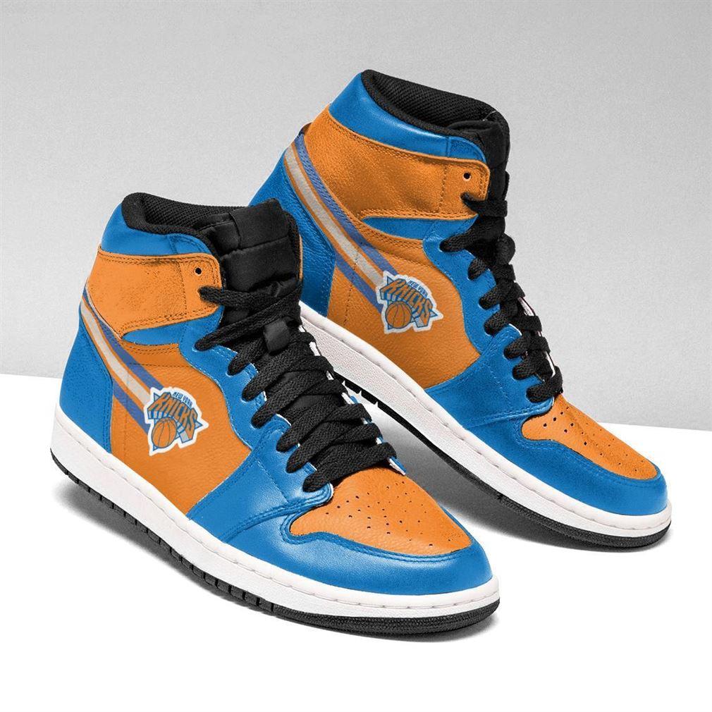 New York Knicks Nba Basketball Air Jordan Shoes Sport Sneaker Boots Shoes