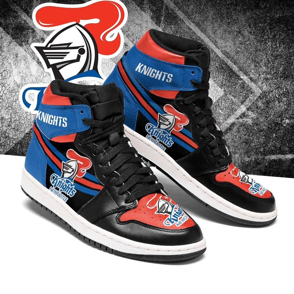 Newcastle Knights Nrl Air Jordan Shoes Sport Sneaker Boots Shoes