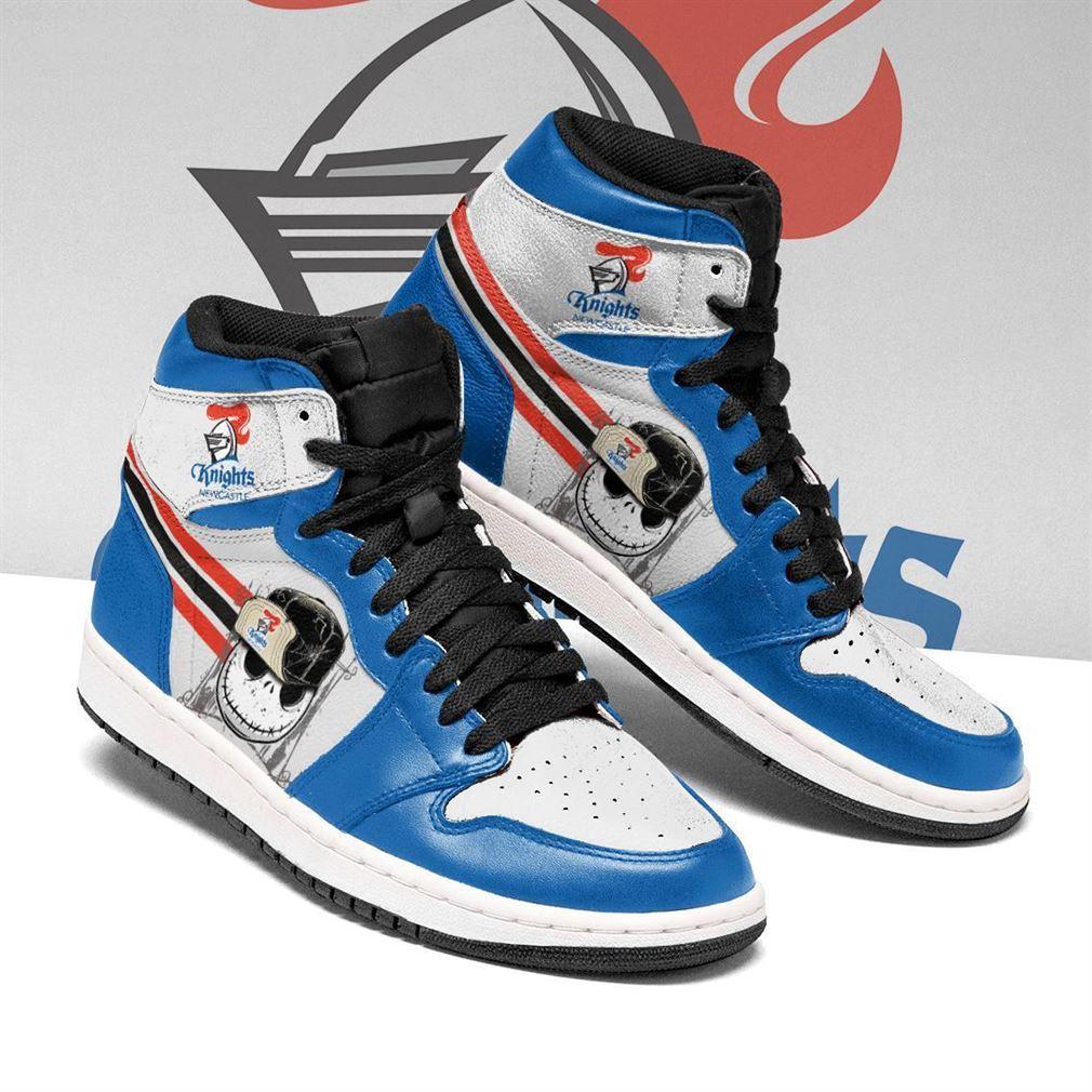 Newcastle Knights Nrl Football Air Jordan Shoes Sport Sneaker Boots Shoes