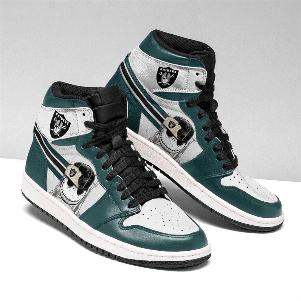 Oakland Raiders Nfl Football Air Jordan Shoes Sport V4 Sneaker Boots Shoes