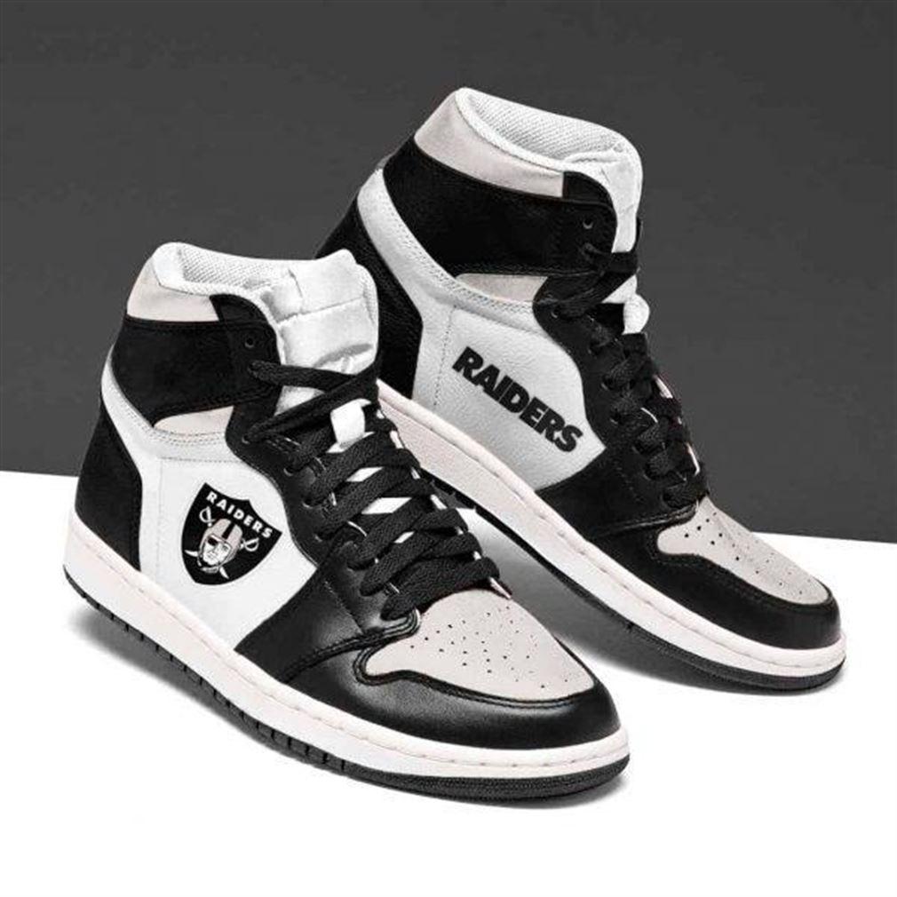 Oakland Raiders Nfl Football Air Jordan Shoes Sport Sneaker Boots Shoes