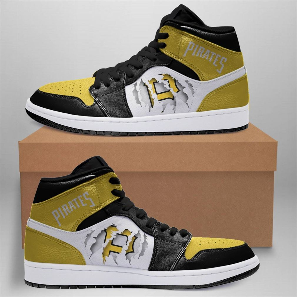 Pittsburgh Pirates Mlb Air Jordan Shoes Sport Outdoor Sneaker Boots Shoes