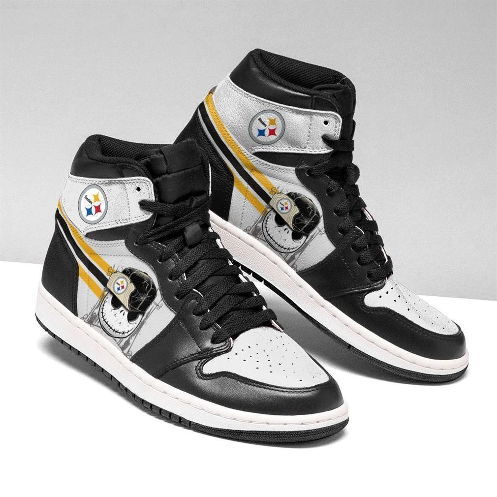 Pittsburgh Steelers Nfl Football Air Jordan Shoes Sport V5 Sneaker Boots Shoes