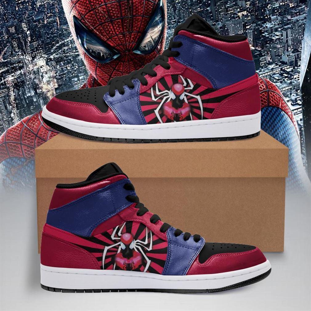 Spiderman Marvel Air Jordan Shoes Sport Sneaker Boots Shoes