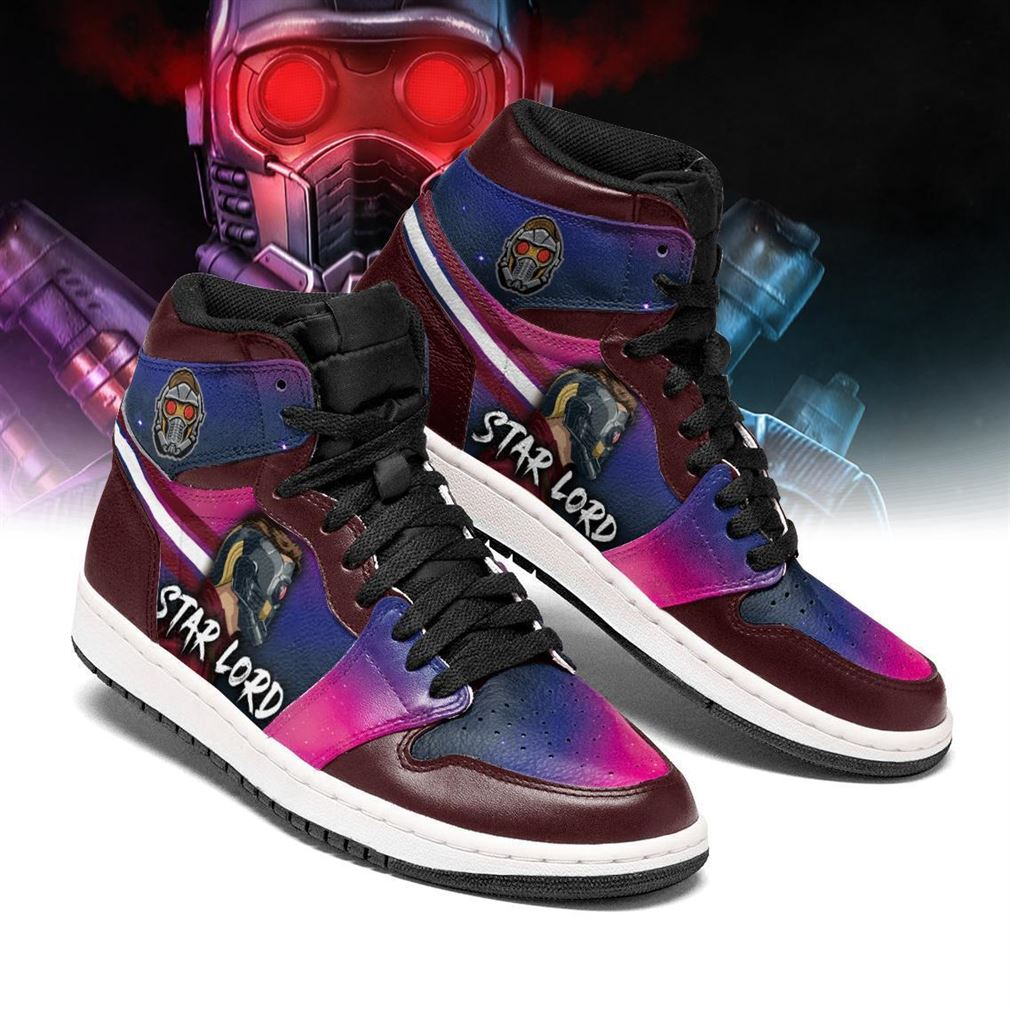Star Lord Marvel Air Jordan Shoes Sport V3 Sneaker Boots Shoes