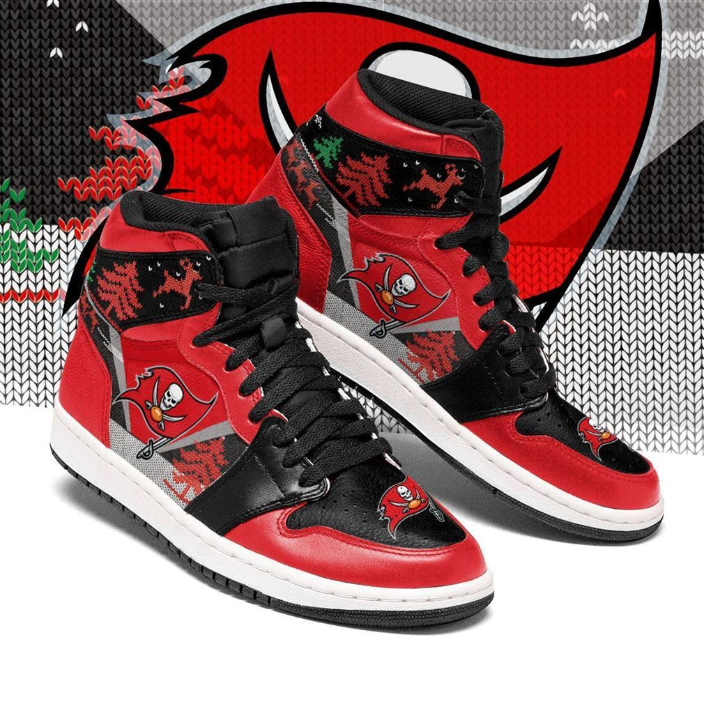 Tampa Bay Buccaneers Nfl Football Air Jordan Shoes Sport V5 Sneaker Boots Shoes
