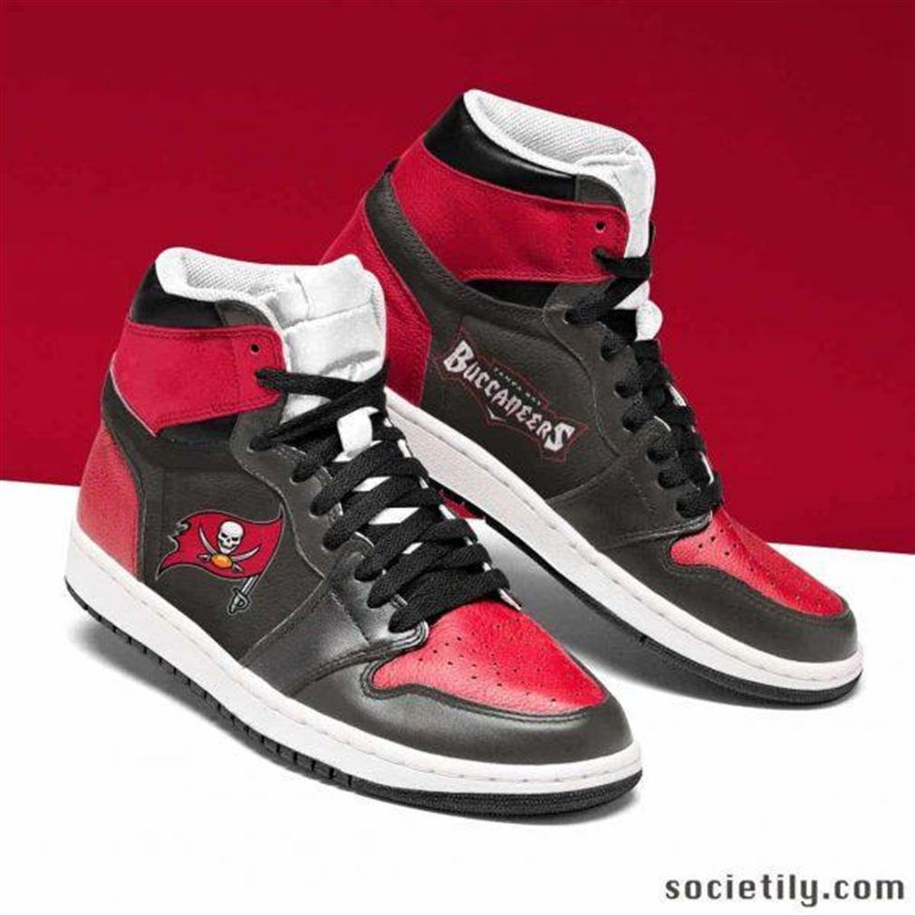 Tampa Bay Buccaneers Nfl Football Air Jordan Shoes Sport Sneaker Boots Shoes