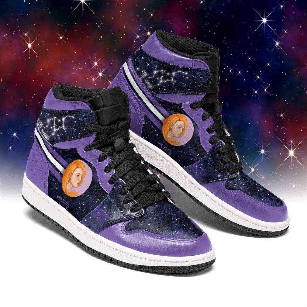 Virgo Zodiac Air Jordan Shoes Sport Sneaker Boots Shoes