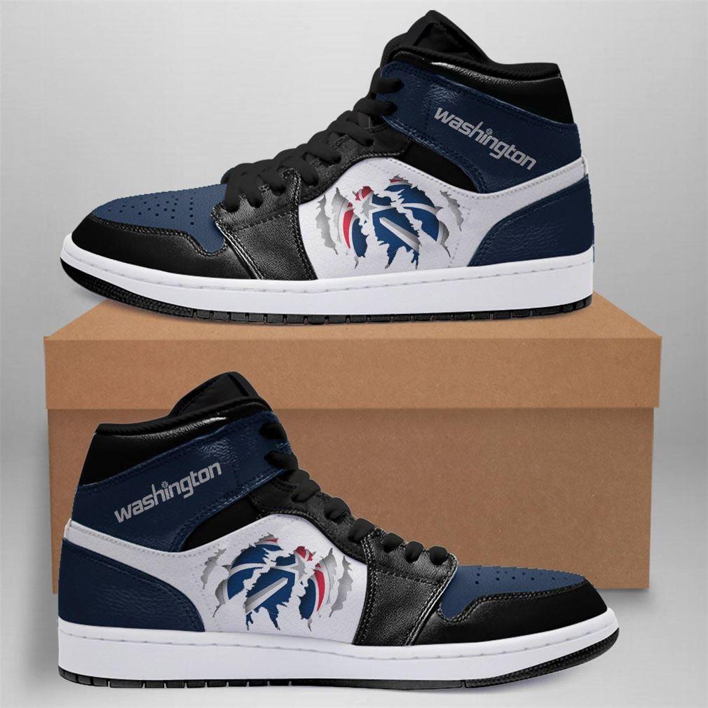 Washington Wizards Nba Air Jordan Shoes Sport Sneaker Boots Shoes