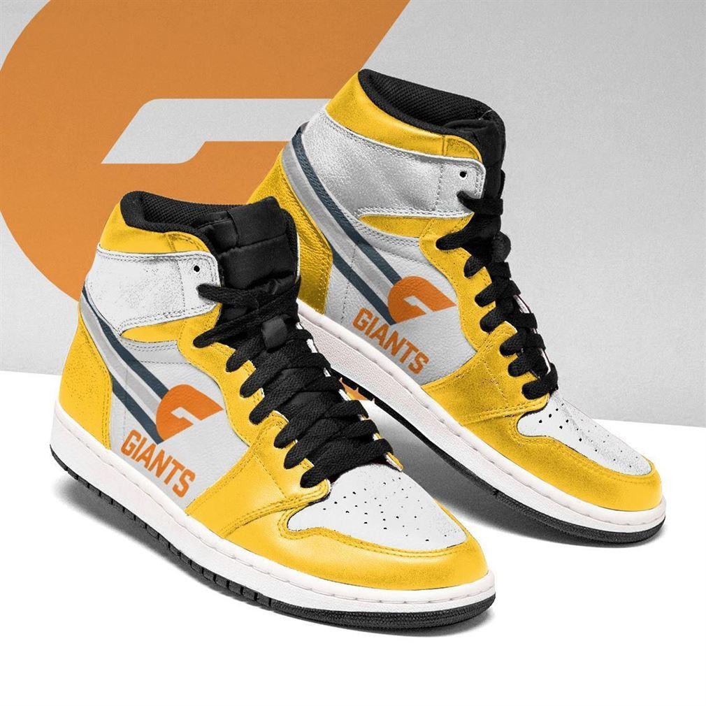 Western Sydney Giants Afl Air Jordan Shoes Sport Sneaker Boots Shoes
