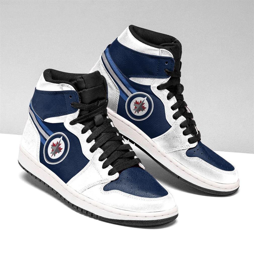 Winnipeg Jets Nhl Air Jordan Shoes Sport Sneaker Boots Shoes