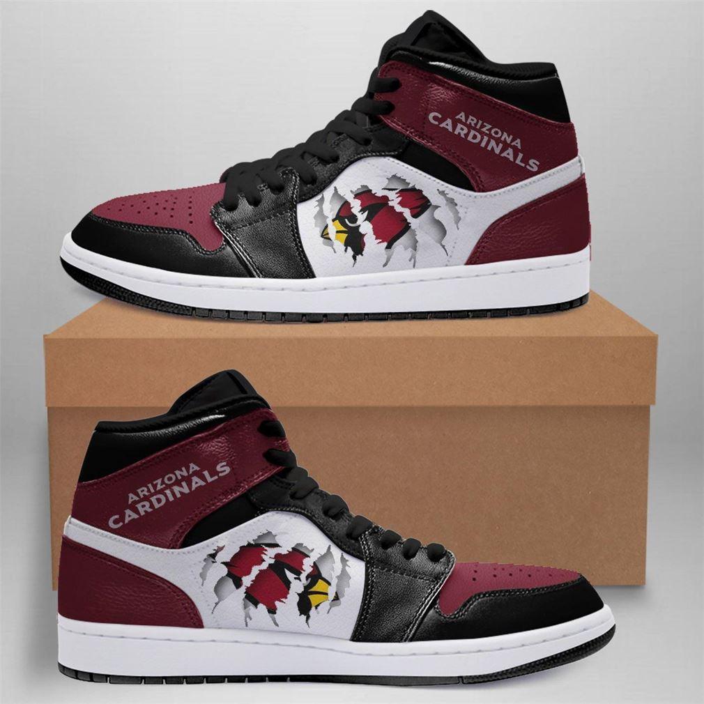 Arizona Cardinals Nfl Air Jordan Sneaker Boots Shoes Sport