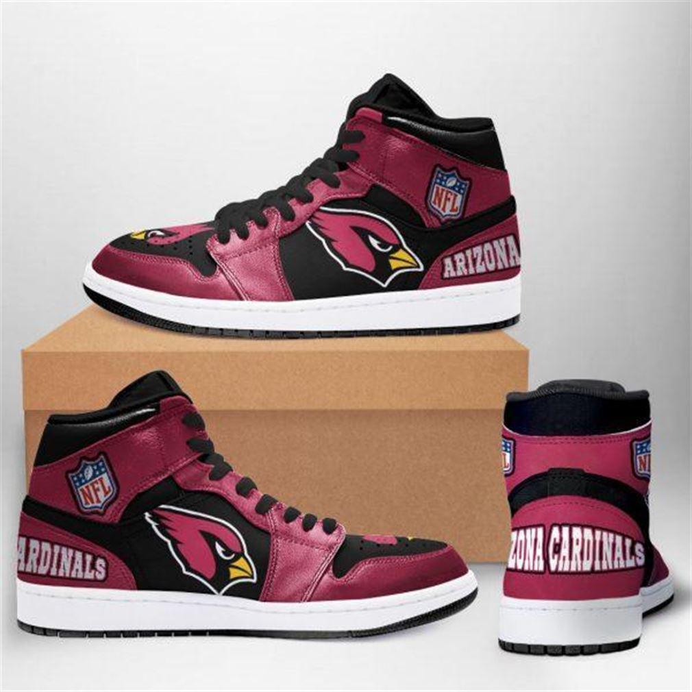 Arizona Cardinals Nfl Football Air Jordan Sneaker Boots Shoes Sport