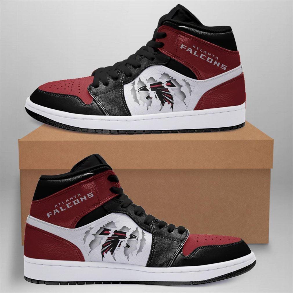 Atlanta Falcons Nfl Air Jordan Sneaker Boots Shoes Sport